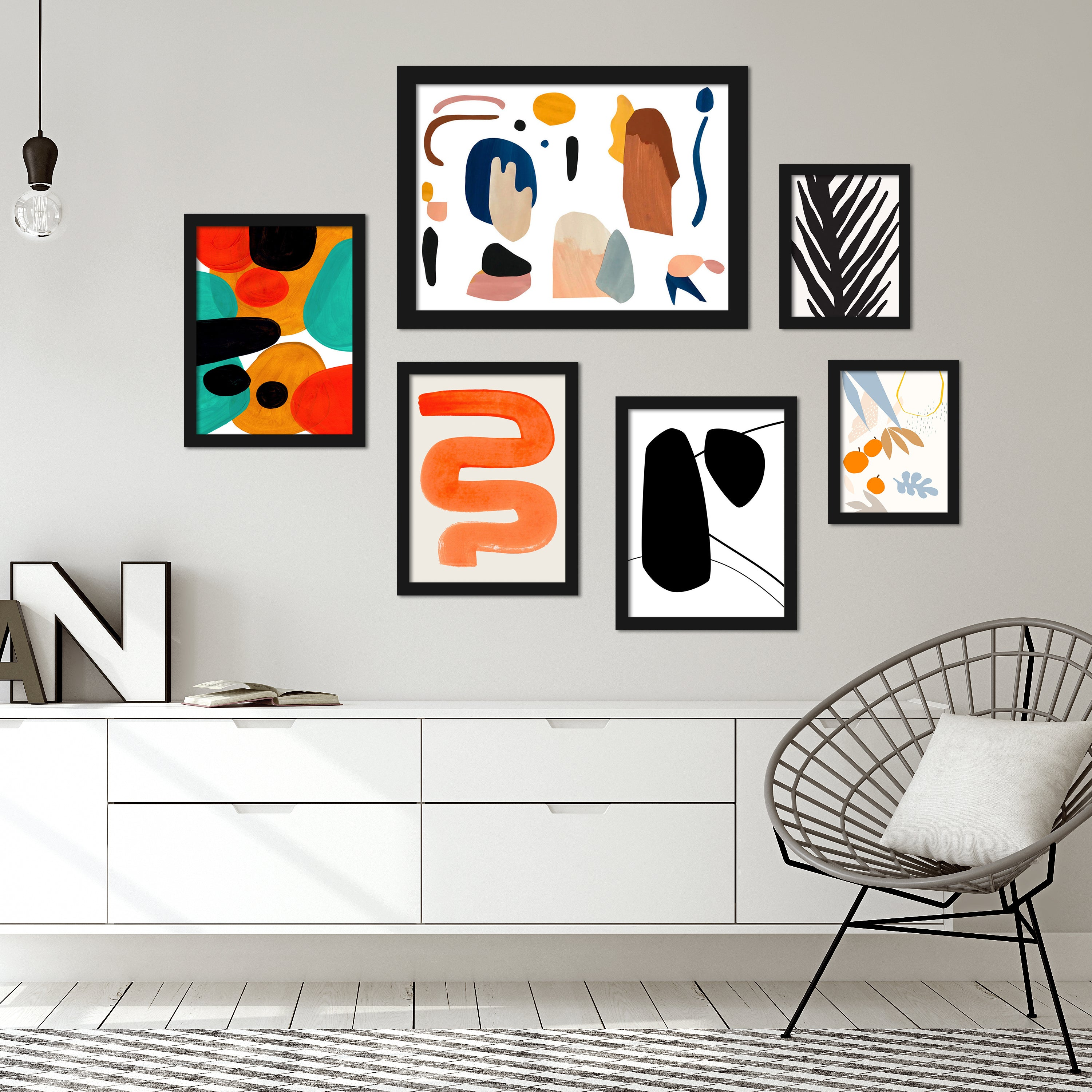 Unique Gallery Wall Sets   Americanflat