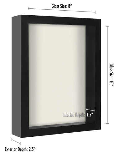 Display Bundle: Shadow Box, Wedding Signature & Collage Frames - Bundle - Americanflat