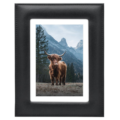 Vegan Leather Picture Frame - Frame - Americanflat