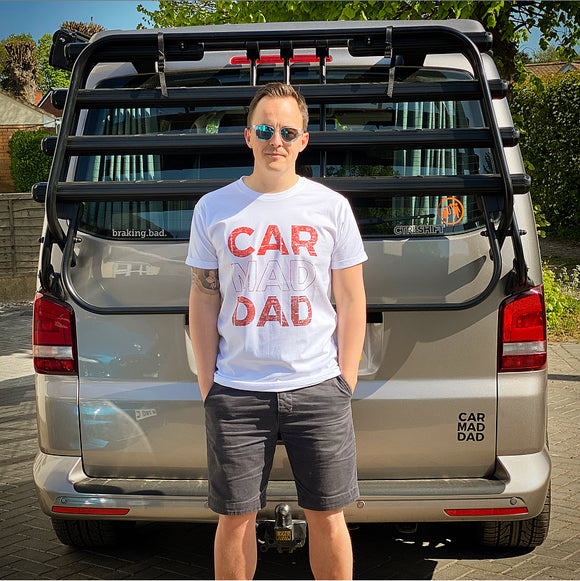 CAR MAD DAD Vintage Dad