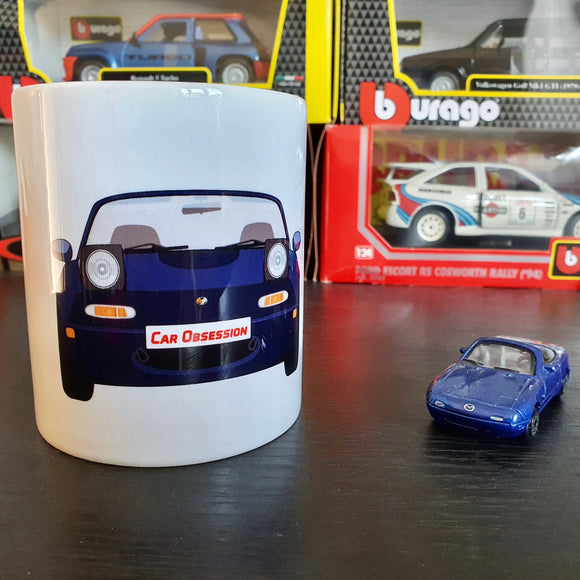 Car Obsession MX-5 mug