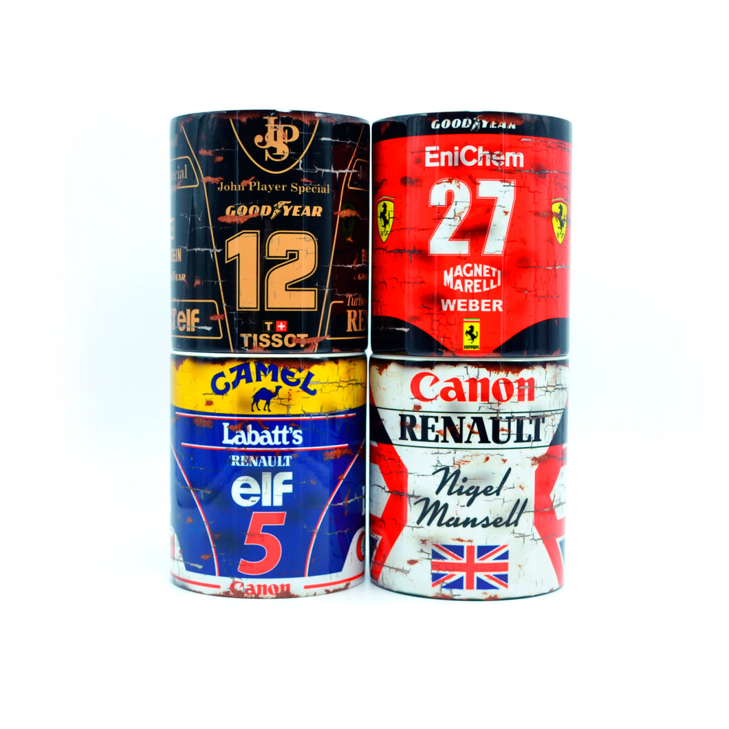 Nigel Mansell set