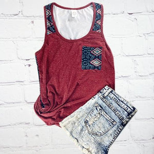 Aztec Dreams Tank
