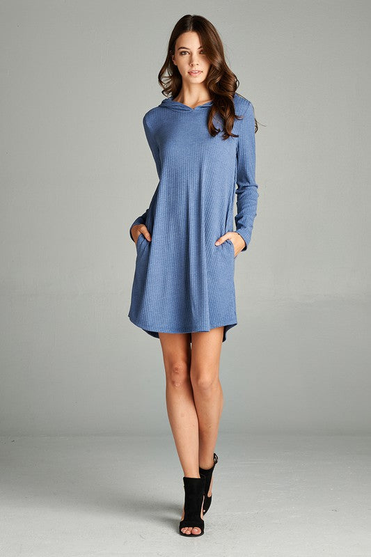 Endless Summer Hoodie Dress