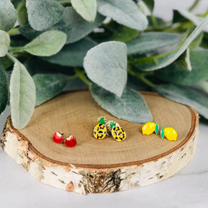 Fresh and Fruity Studs