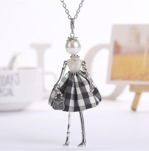 Darling Doll Necklace