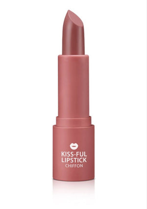 Coral Brown Kissful Lipstick