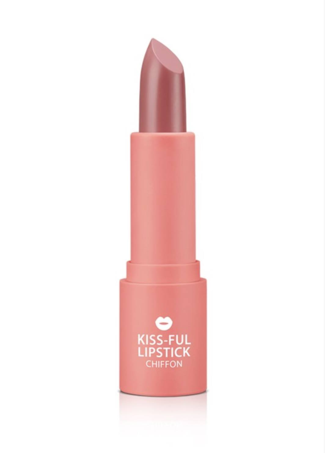 Vague Coral Pink Kissful Lipstick