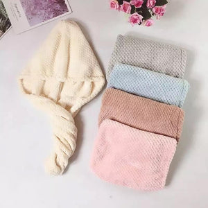 Microfiber Hair Towels