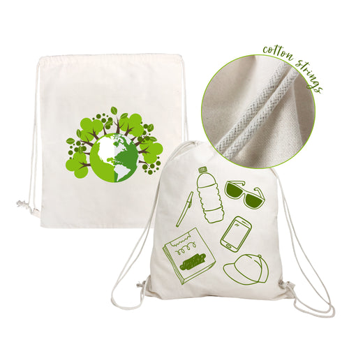 Eco-Friendly Drawstring Bag