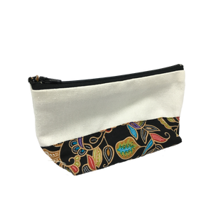 Canvas Batik Utility Pouch (TC019)