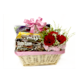 Chocolate Get Well Basket (WB005)