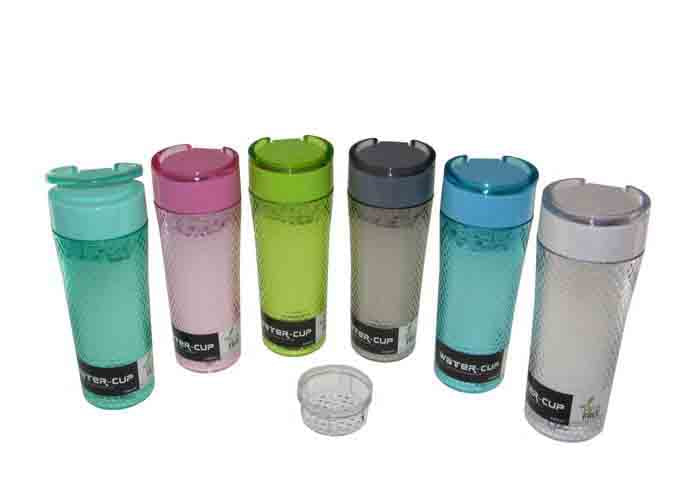 Frosty Tumbler with Strainer - 450ml