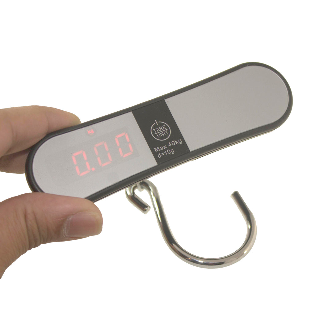 Digital Luggage Scale with Hook