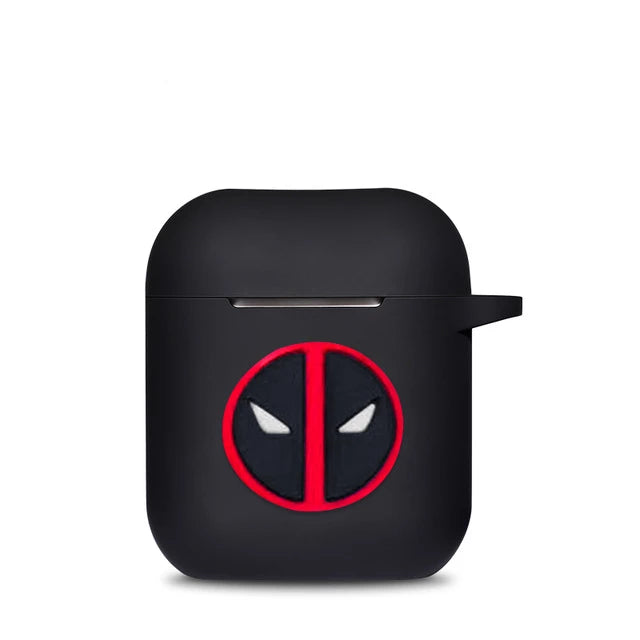 Coque Airpod System Deadpool