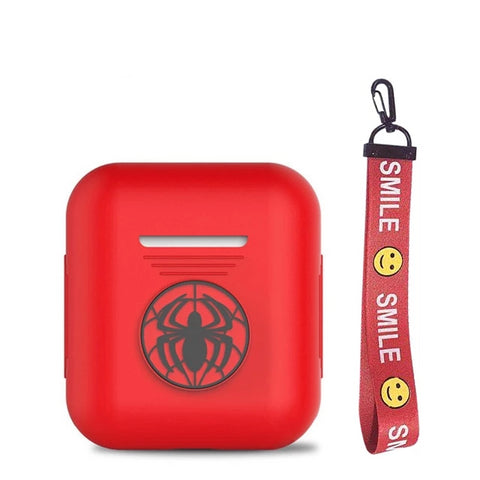 Coque Airpod System Spiderman