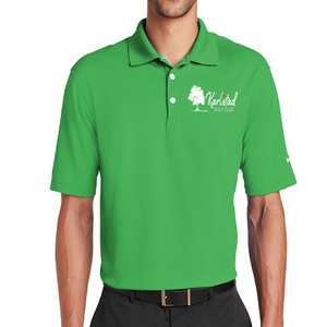 Karlstad Golf Club Nike Micro Pique Polo