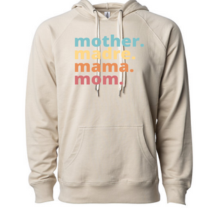 Mother by Melissa  French Terry Hoodie