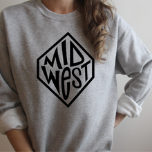 Load image into Gallery viewer, Midwest Crewneck Sweatshirt
