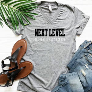 Next Level OT V Neck T-shirt