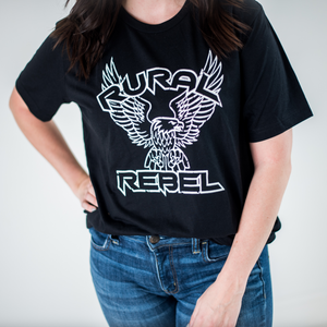 Rural Rebel Tee