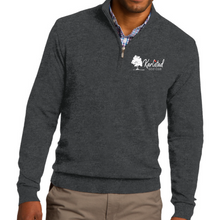 Load image into Gallery viewer, Karlstad Golf Club Port Authority 1/2 Zip Sweater