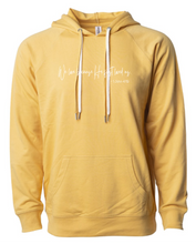 Load image into Gallery viewer, We Love  by Melissa French Terry Hoodie