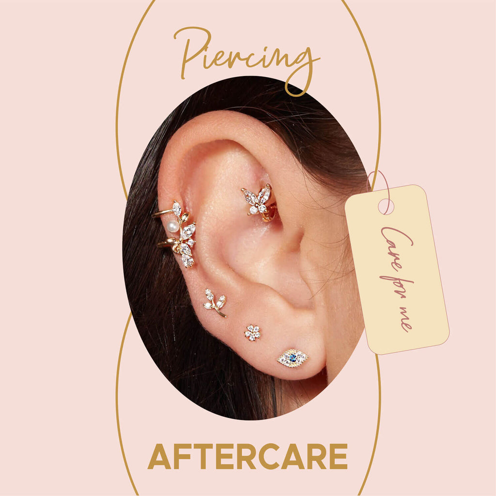 A - Z Guide: Piercing Aftercare