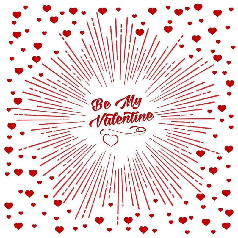 Valentines Card - card - With Bling - M0037