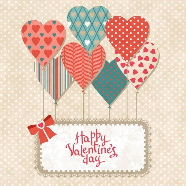 Valentines Card - card - With Bling - M0038