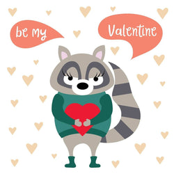 Valentines Card - card - With Bling - M0045