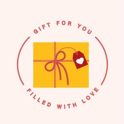 Filled With Love Card - card - Bling - M0004