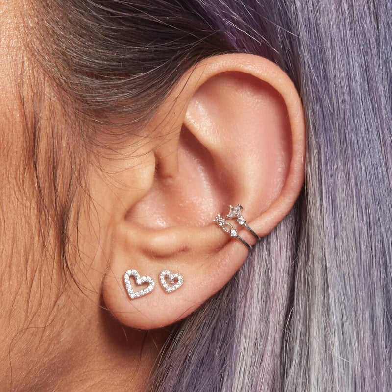 Small Heart Piercing