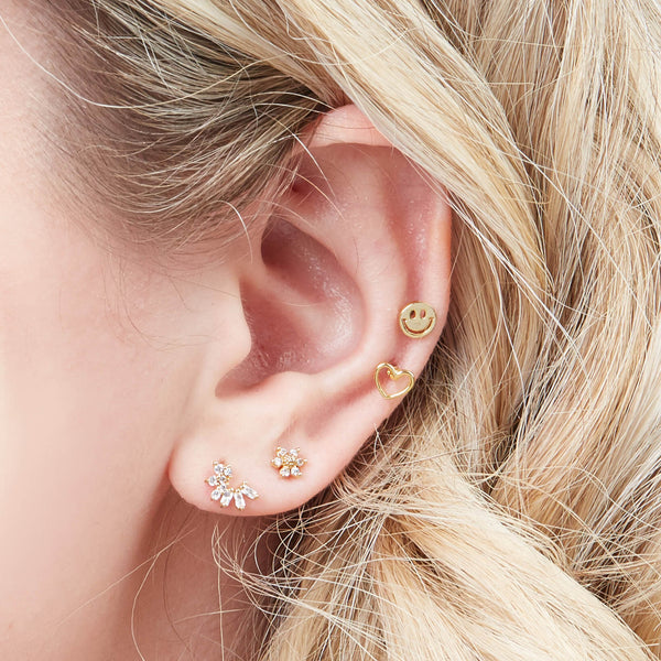 Simple Heart Piercing