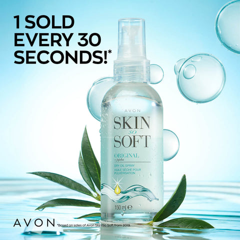 The Iconic Avon Skin so Soft