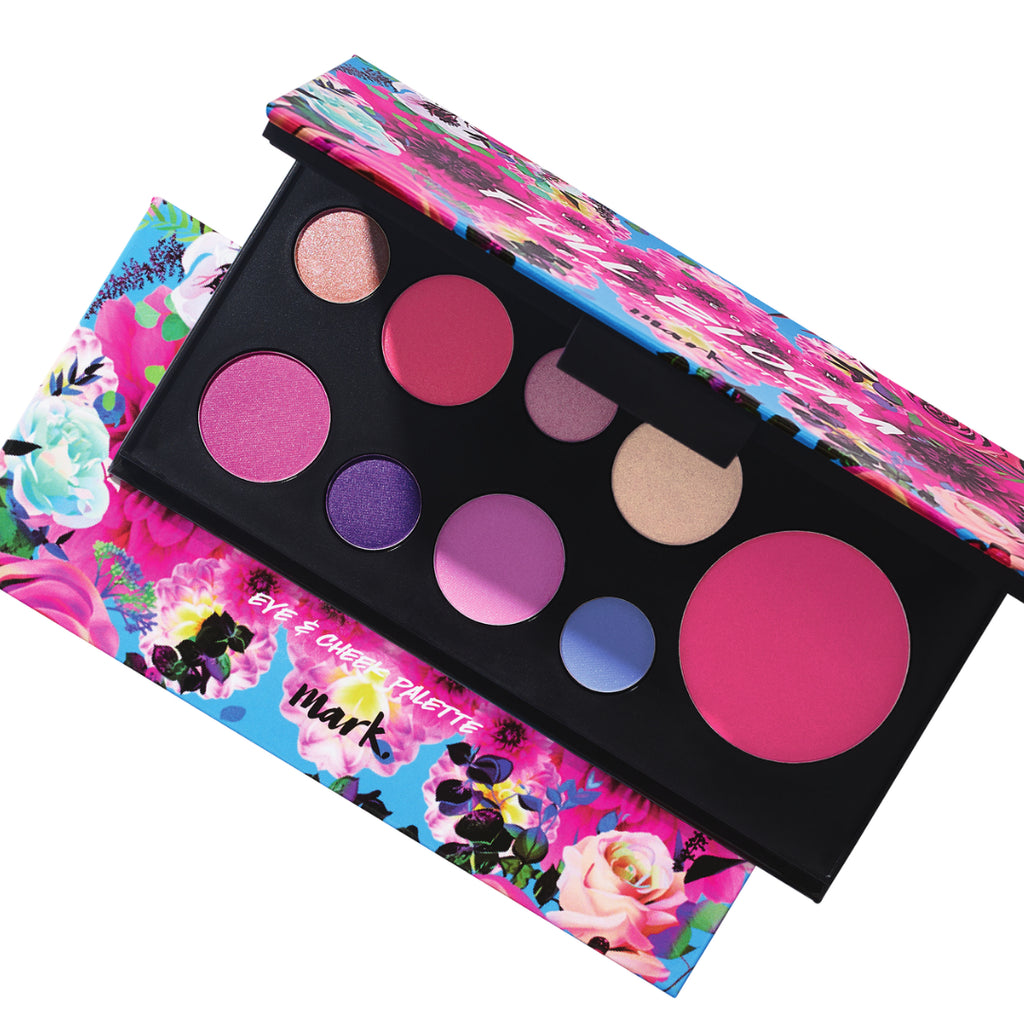 Avon Full Bloom eye and cheek palette