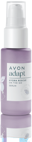 Avon Hydra Rescue On-The-Go Serum instantly grants skin a moisture boost of 98%
