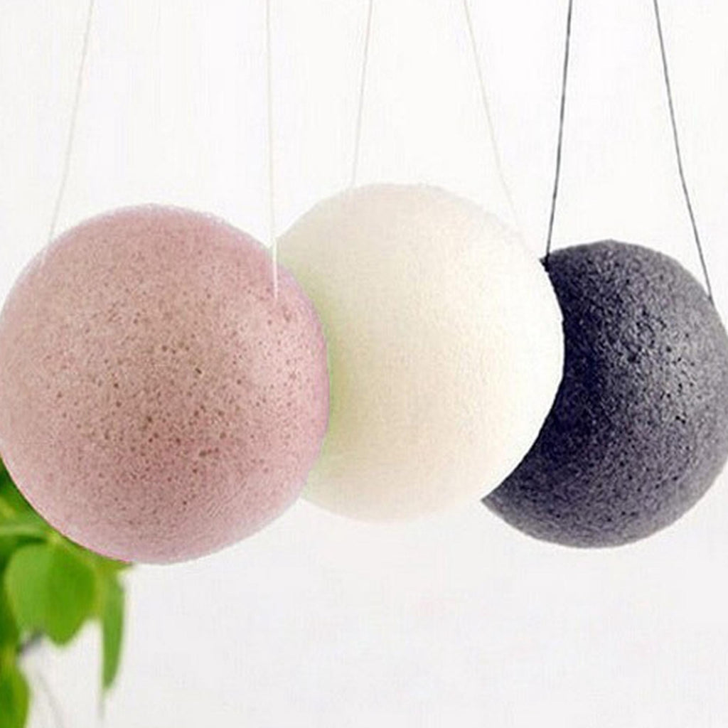 Set of 3 Konjac Sponges £15