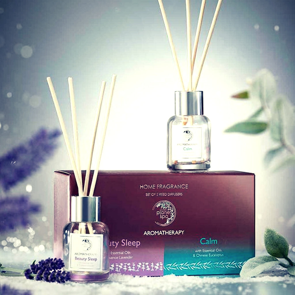 Planet Spa Set of 2 Reed Diffusers