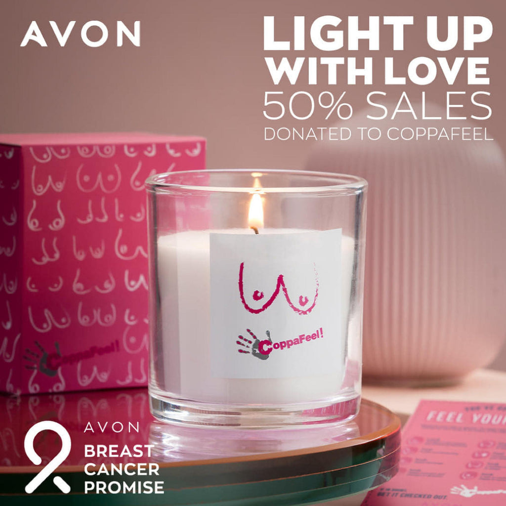 Avon Home Fragrance - Candle