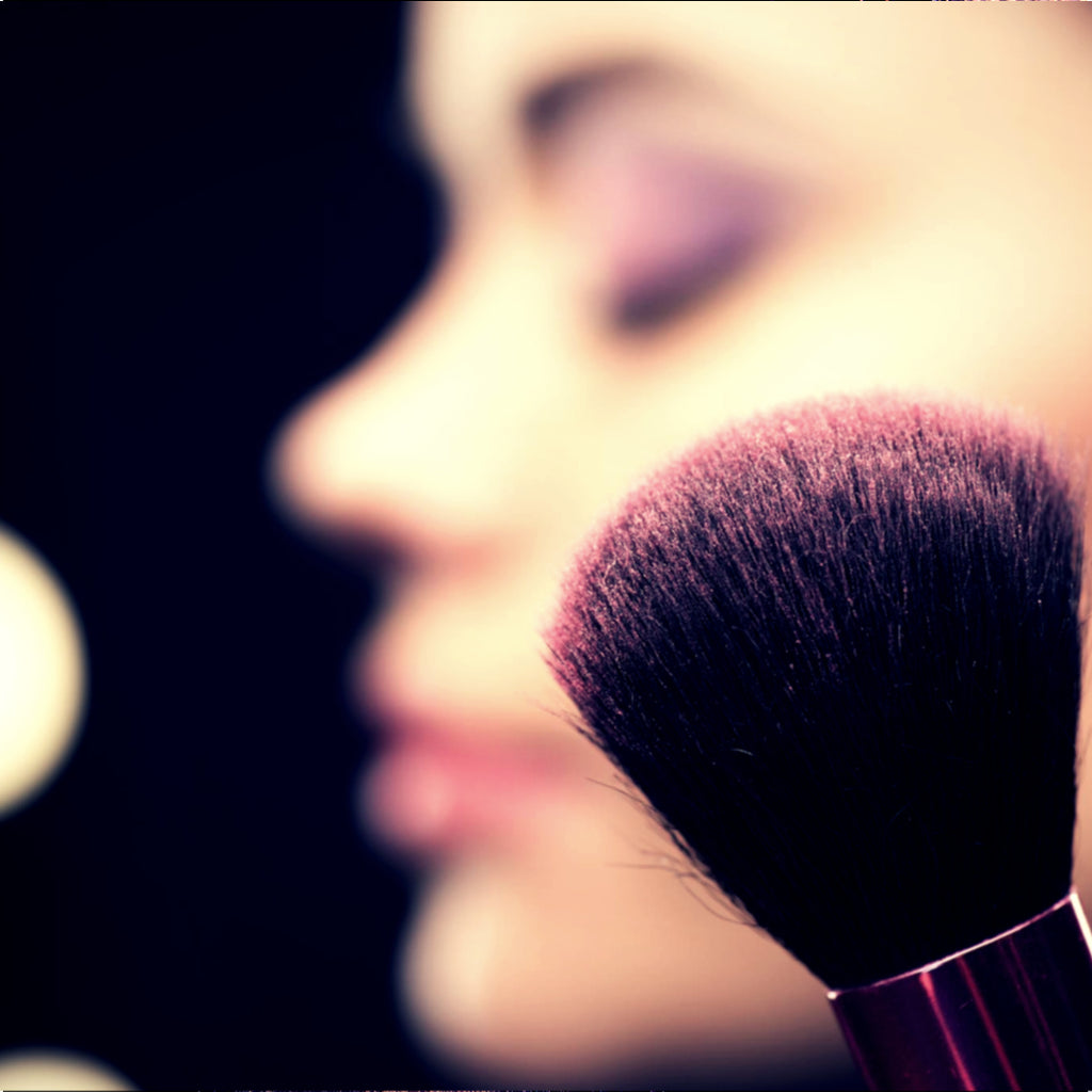 Clean Make-Up brushes is cleaner skin
