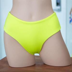 Highlighter Mid Rise Cheeky - Reversible - FJ SWIM