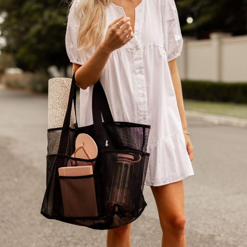 "The ""EVERYTHING"" Bag - Black - Bag 
