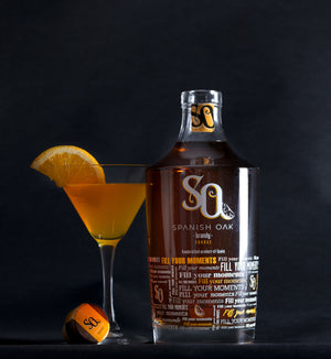 Spanish Oak ORANGE Solera Brandy