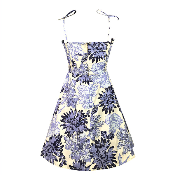 New 2019 Kinny & Howie Spring Blooms A-Line Swing Dress