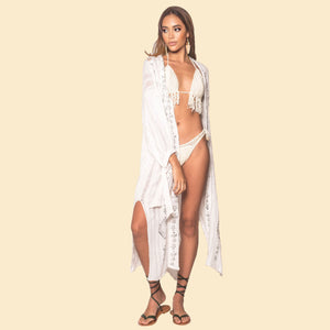 La Vie Duster & Swim Cover