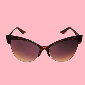 Faster Pussycat Cat Eye Sunglasses 3 Colors