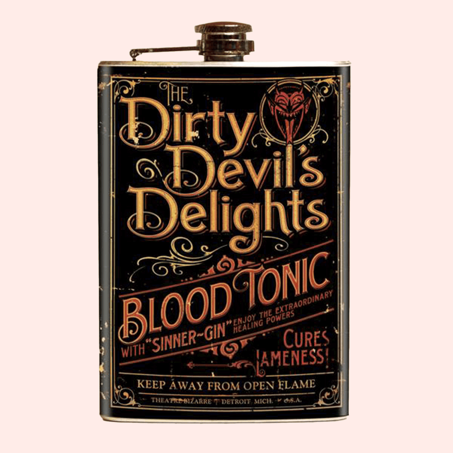 Blood Tonic Flask