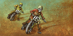 Flat Trackers