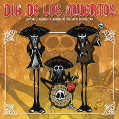 Day of the Dead Calendar